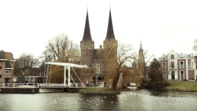 Oostpoort te Delft